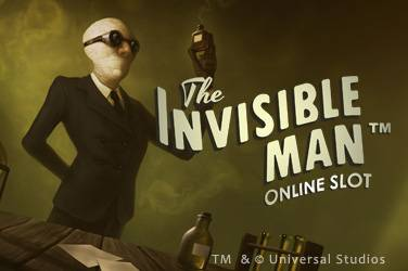 Tragamonedas The Invisible Man