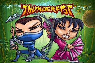 Play Thunderfist By Netent For Free