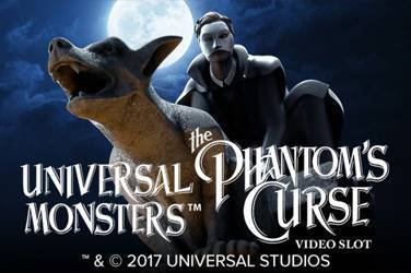 Universal monsters the phantom's curse slot game