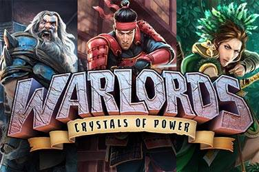Tragamonedas Warlords: Crystals of Power