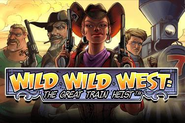 Wild Wild West Slot The Great Train Heist