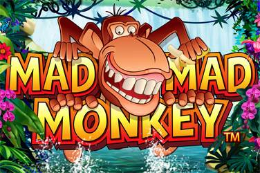 Mad Mad Monkey Slot Game Review and Demo