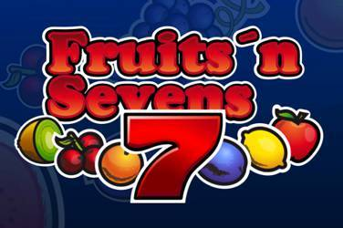 Fruits 'n' sevens Slot