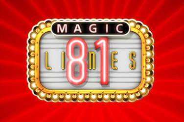 Magic 81 lines Slot