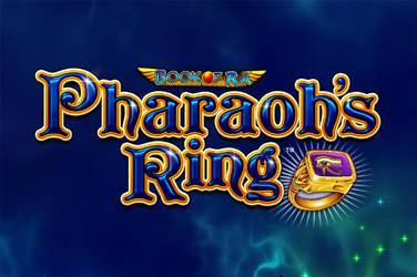 Tragamonedas Pharaoh's Ring