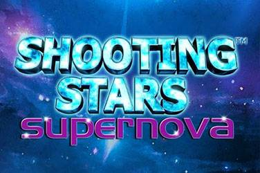 Shooting stars supernova Slot