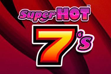 Super hot 7's Slot