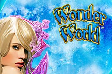 Wonder world slot game