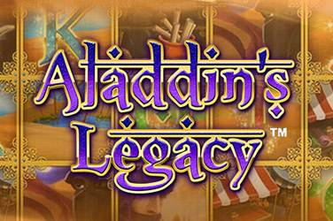 Play Aladdins Legacy By Nyx For Free
