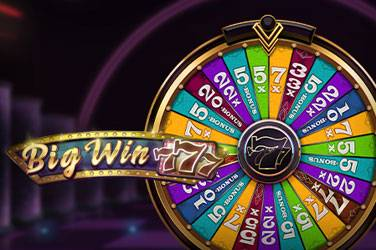 Big Win 777 Slot Game Review