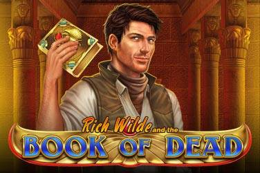 Book of dead slot game