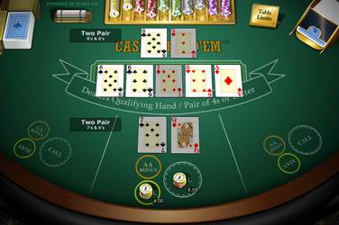 Casino holdem Play n Go