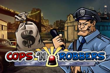 Play Cops N Robbers By Playngo For Free