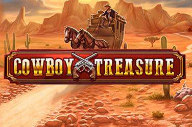 Play Cowboy Treasure By Playngo For Free
