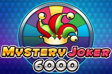 Mystery Joker 6000 - Play'n Go