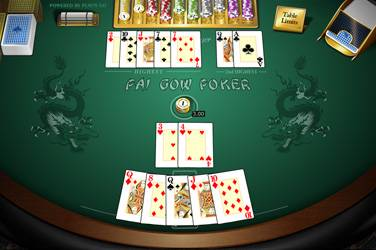 Pai gow poker Play'n Go