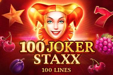 Play demo slot 100 joker staxx: 100 lines