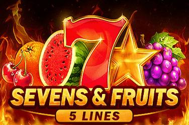 Sevens & Fruits Slot
