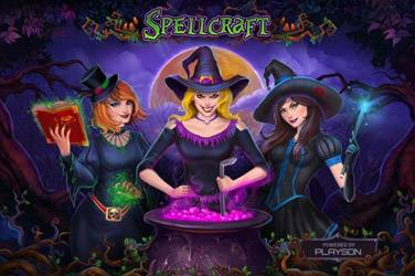 Play Spellcraft By Playson For Free
