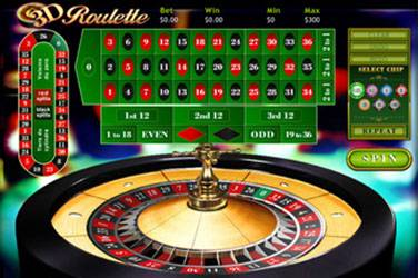 Play 3D Roulette By Playtech For Free
