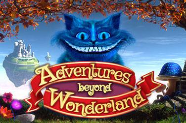 Adventures beyond wonderland