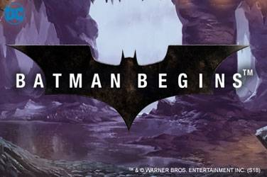 Play Batman Begins By Playtech For Free
