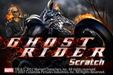 Ghost Rider Scratch - Playtech