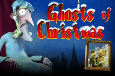 Play Ghosts Of Christmas By Playtech For Free