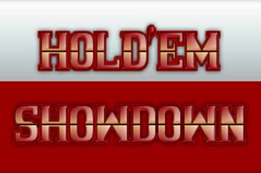 Poker Holdem showdown