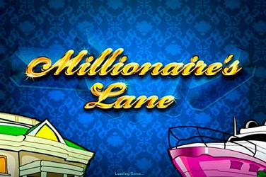 Play Millionaires Lane By Playtech For Free