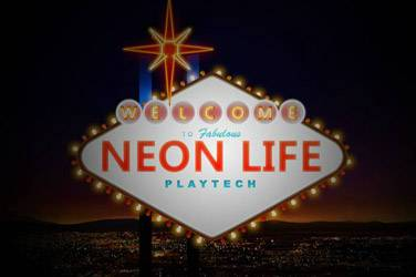 Play Neon Life By Playtech For Free