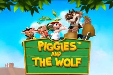 Play Piggies And The Wolf By Playtech For Free