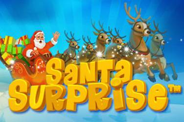 Play Santa Surprise By Playtech For Free