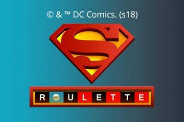 Superman Roulette – Playtech
