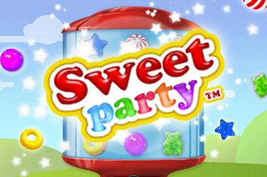 Sweet party