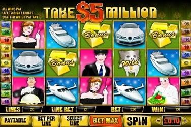 Take 5 million