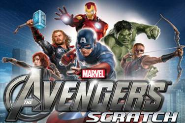 The Avengers Scratch - Playtech