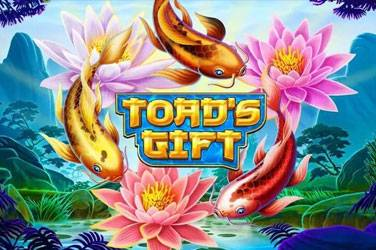 Toad's Gift - Playtech