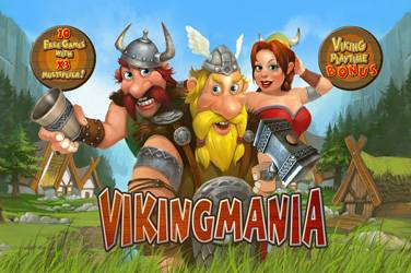 Play Vikingmania By Playtech For Free