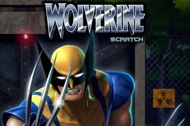 Wolverine Scratch - Playtech