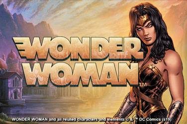Play Wonder Women By Playtech For Free