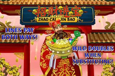 Play Zhao Cai Jin Bao Jackpot Online Slots at Casino.com ZA