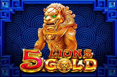 Golden Lion Slot – 5 Lions Gold