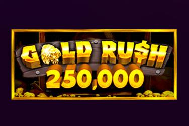 Gold Rush Scratchcard