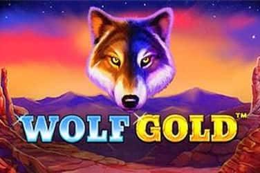 Tragamonedas Wolf gold