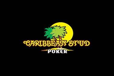 Play Caribbean Stud Poker By Rtg For Free