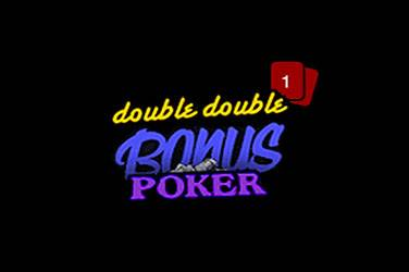Play Double Double Bonus Poker By Rtg For Free