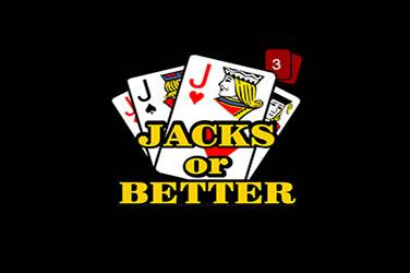 Jacks or better 3 ръце