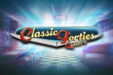 Play demo slot Classic forties quattro