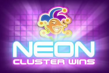 Play demo slot Neon cluster wins